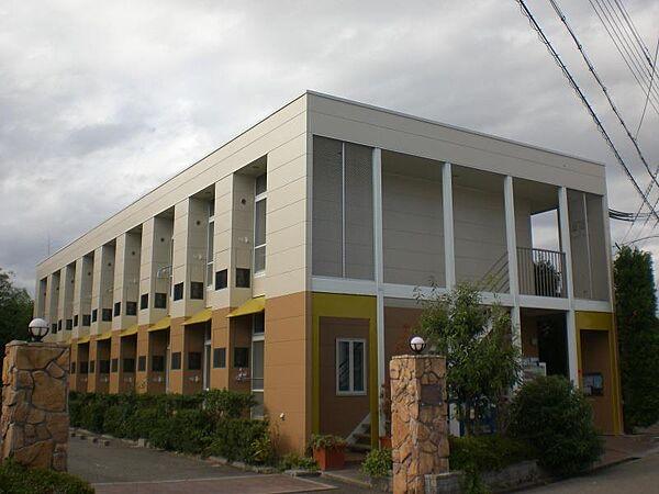 レオパレスIKEDA[104号室]の外観