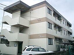 岩手県盛岡市長田町の賃貸マンションの外観