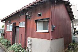 [一戸建] 千葉県市川市大和田4丁目 の賃貸【/】の外観