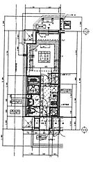 Osaka Metro堺筋線 堺筋本町駅 徒歩2分の賃貸マンション 11階1Kの間取り