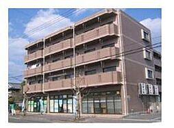 広島県福山市駅家町大字法成寺の賃貸マンションの外観