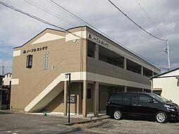 静岡県駿東郡清水町長沢の賃貸アパートの外観