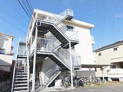 神奈川県横浜市港北区大曽根3の賃貸マンションの外観