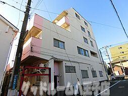 東京都八王子市平岡町の賃貸マンションの外観