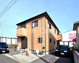 [タウンハウス] 徳島県徳島市川内町平石夷野 の賃貸【/】の外観