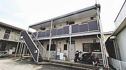 大阪府堺市中区小阪西町の賃貸アパートの外観