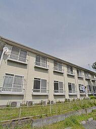 埼玉県ふじみ野市丸山の賃貸アパートの外観