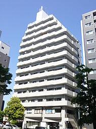 宮城県仙台市青葉区花京院2丁目の賃貸マンションの外観