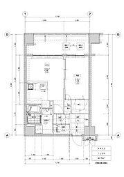 GRAND VILLAS 室見[9階]の間取り
