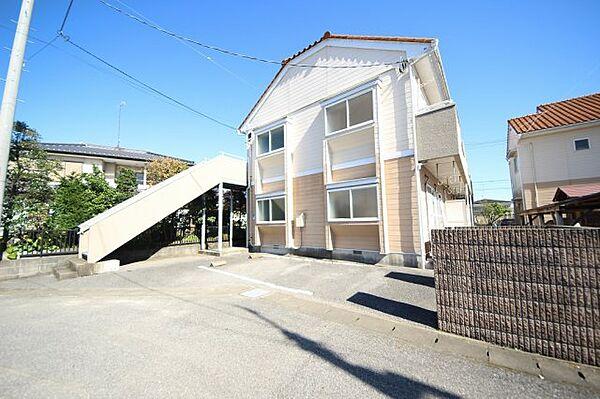 ライブハウスⅠB 2階の賃貸【栃木県 / 鹿沼市】