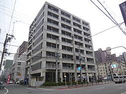 リバーサイド新大阪[2階]の外観