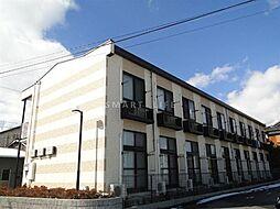 滋賀県大津市和邇今宿の賃貸アパートの外観