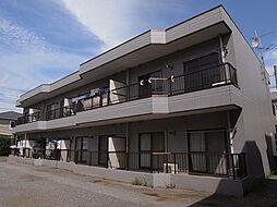 第一フラワーマンション[2階]の外観