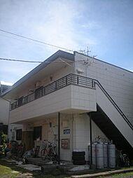 神奈川県川崎市宮前区神木本町5丁目の賃貸アパートの外観