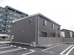 (新築)ア・シンプル[102号室]の外観