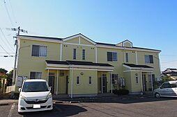 香川県観音寺市吉岡町の賃貸アパートの外観