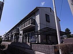 リヒテン白江[1階]の外観