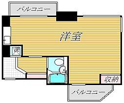 ライオンズマンション大山幸町[9階]の間取り
