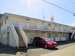兵庫県川西市丸の内町の賃貸アパートの外観
