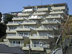 日宝コートヒルズ上大岡台[8階]の外観