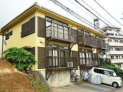 第1鈴木ハイツ[2階]の外観