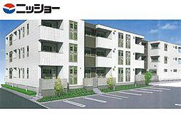 仮)藤森2丁目マンション西棟[2階]の外観