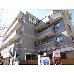 神奈川県横浜市港南区日野南4丁目の賃貸マンションの外観