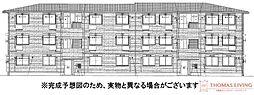 D-room阿恵IIA棟[2階]の外観