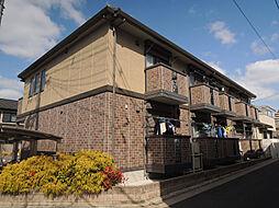 パークサイド渋川[A102号室]の外観