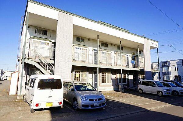 ロイヤルタウンE棟 1階の賃貸【北海道 / 旭川市】