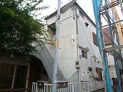 小山ハイツ[1階]の外観