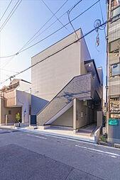 JR桜島線(ゆめ咲線) 安治川口駅 徒歩14分の賃貸アパート