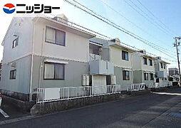 コーポみかどA・B[1階]の外観