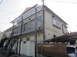 コーポ藤崎II[1階]の外観