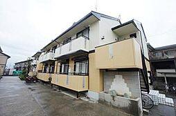 兵庫県伊丹市荻野西1丁目の賃貸アパートの外観