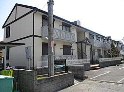 ハイツボナール[2階]の外観