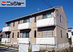 コンフォ−トサワ[2階]の外観