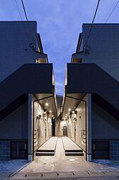 アンビエンテ千葉WEST館[1階]の外観