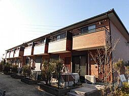 [タウンハウス] 岐阜県安八郡神戸町大字下宮 の賃貸【/】の外観
