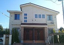 愛知県尾張旭市晴丘町池上の賃貸アパートの外観