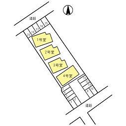 福井県福井市豊岡1丁目 [一戸建] の外観