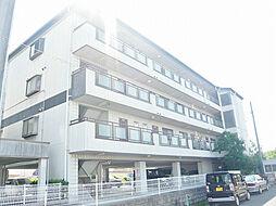 滋賀県近江八幡市江頭町の賃貸マンションの外観