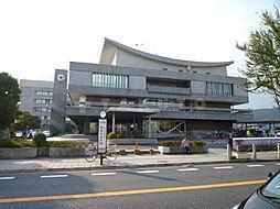 粟生第二住宅10棟[5階]の外観