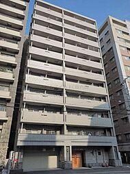 大阪府大阪市中央区上本町西2の賃貸マンションの外観