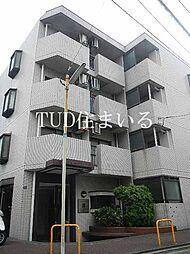 東京都板橋区東坂下1丁目の賃貸マンションの外観