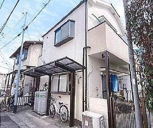 東京都あきる野市二宮の賃貸アパート