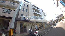 大阪府東大阪市水走2の賃貸マンションの外観
