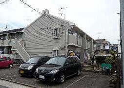 タウニー本郷[2階]の外観