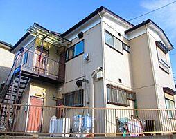 第二金子荘[202号室]の外観