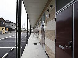 兵庫県高砂市荒井町小松原1丁目の賃貸アパートの外観